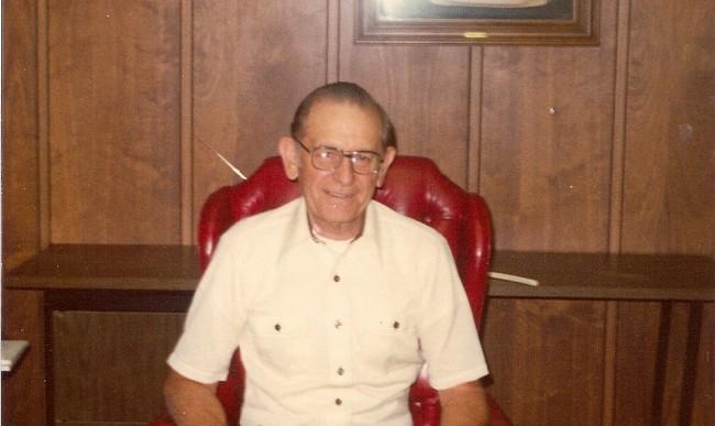 H.D. Kroeker at age 70