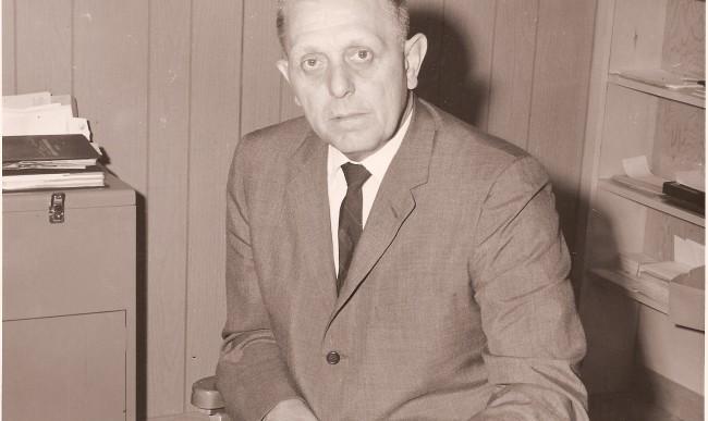 J.A. Kroeker at age 60